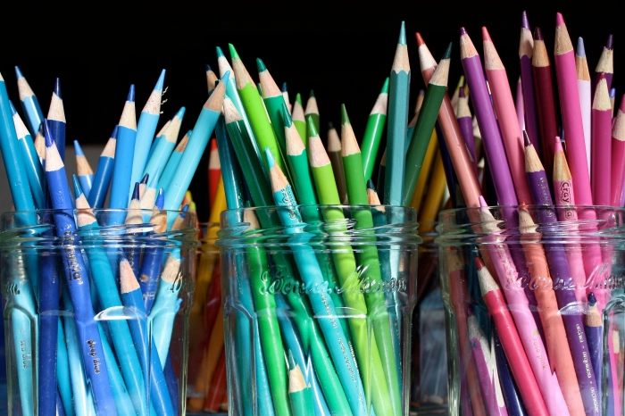 coloured-pencils